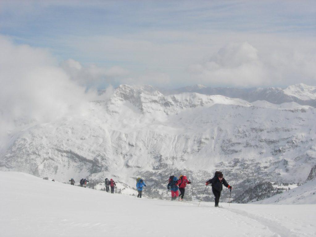 Esquí de muntanya amb la UES