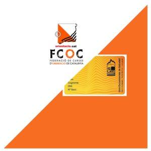 Soci@web + Carnet de lleure Catalunya Orientació 2017